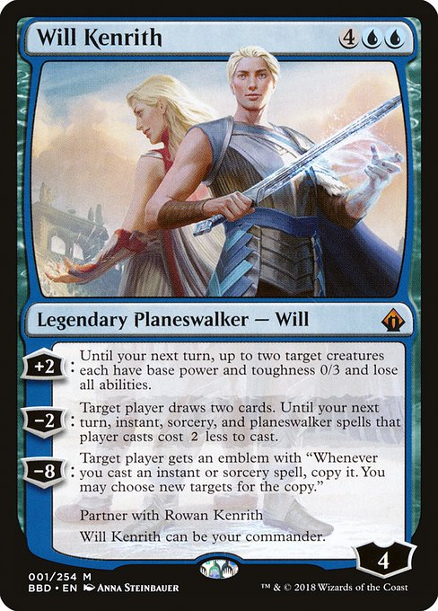 Will Kenrith (BBD)