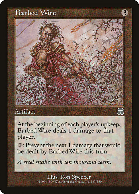Barbed Wire (MMQ)