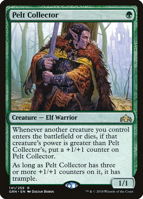 Pelt Collector (GRN)