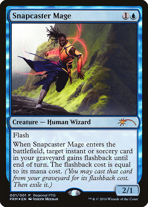 Snapcaster Mage (PPRO)