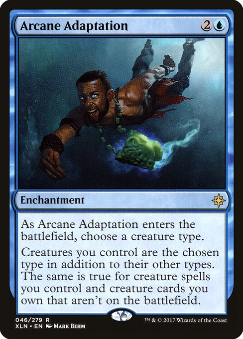 Arcane Adaptation (XLN)