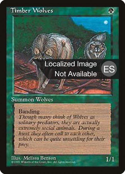 Timber Wolves (4BB)
