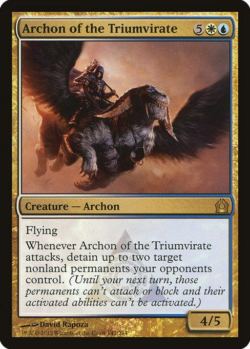 Archon of the Triumvirate (RTR)
