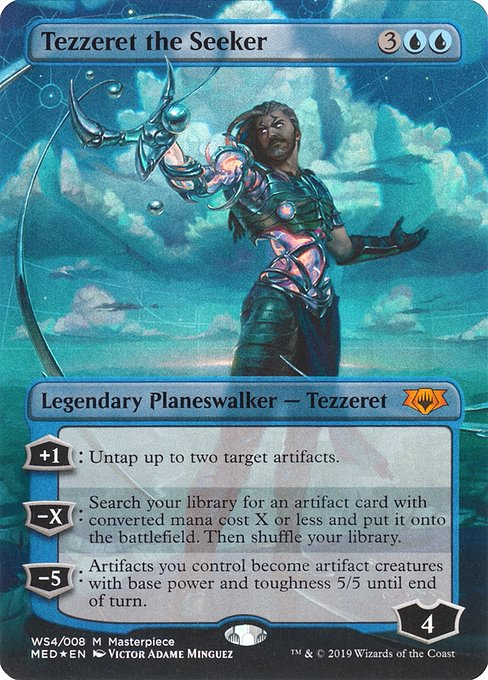 Tezzeret the Seeker (MED)