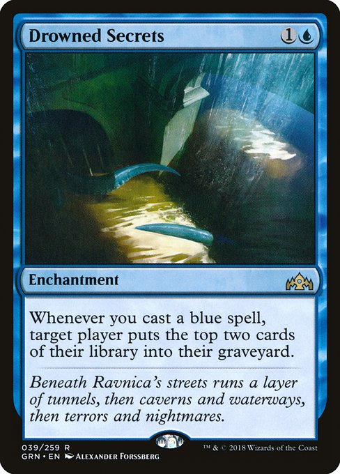 Drowned Secrets (GRN)