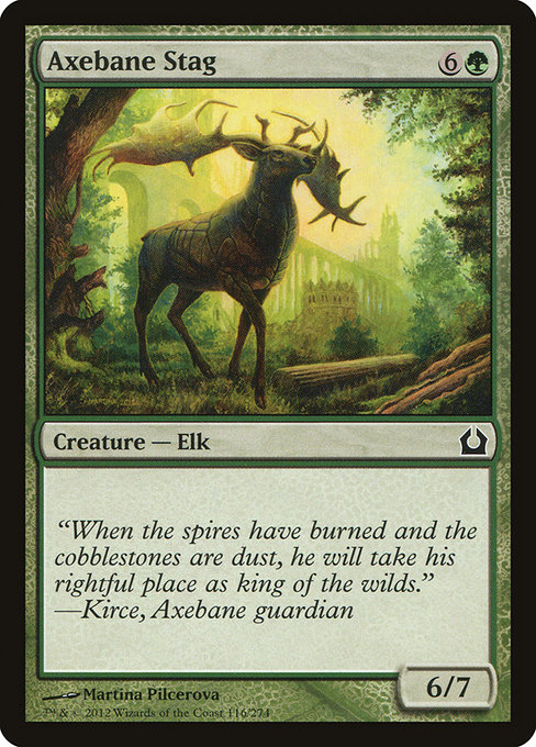 Axebane Stag (RTR)