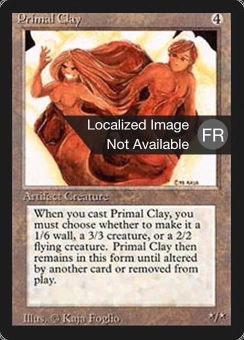 Primal Clay (FBB)