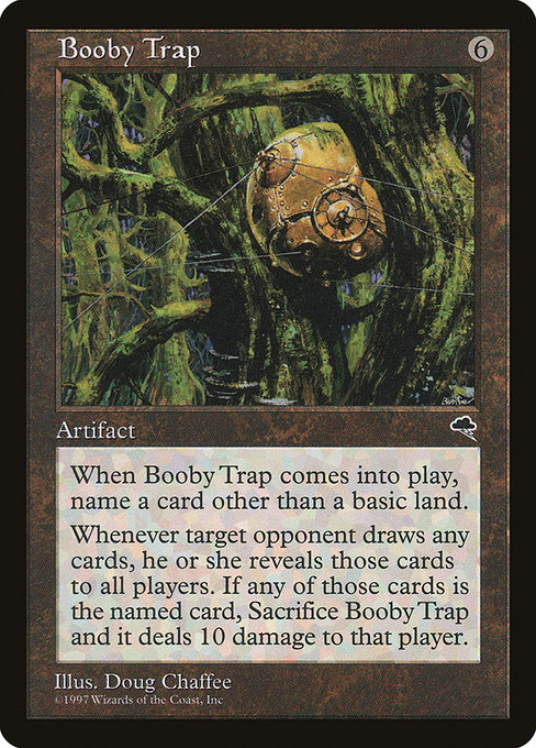 Booby Trap (TMP)