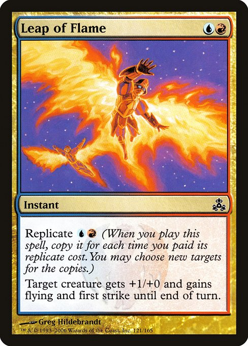 Leap of Flame (GPT)