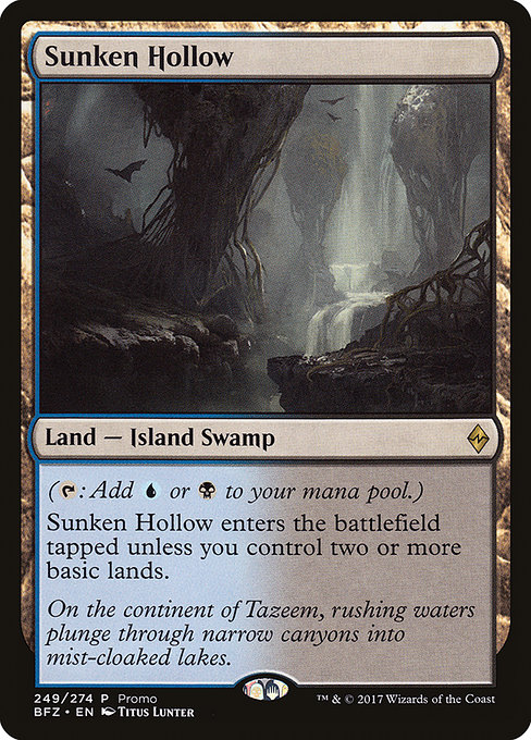 Sunken Hollow (PSS1)