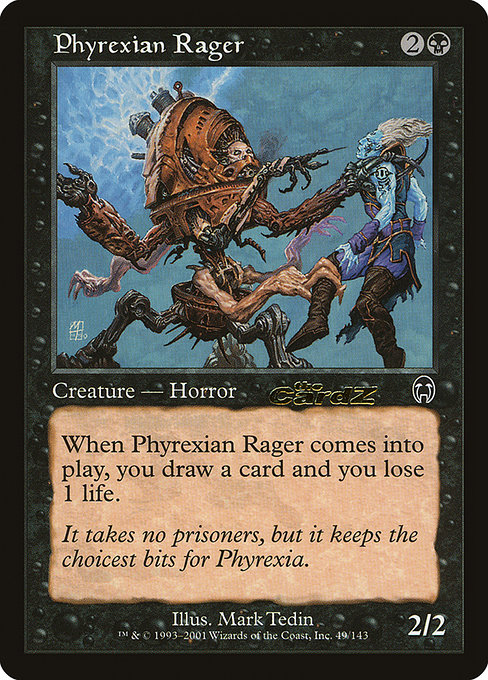 Phyrexian Rager (PMEI)