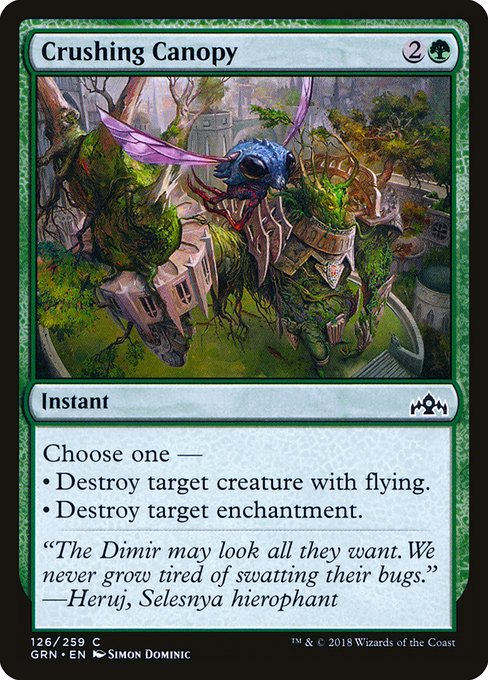 Crushing Canopy (GRN)