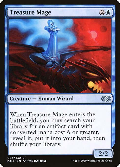 Treasure Mage (2XM)
