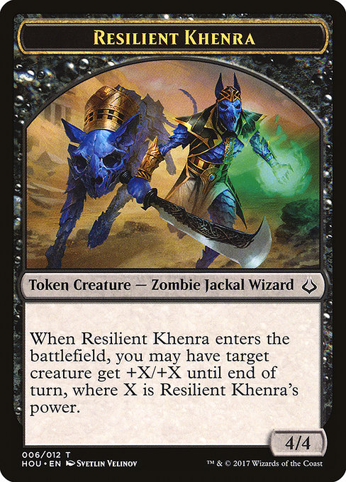 Resilient Khenra (THOU)