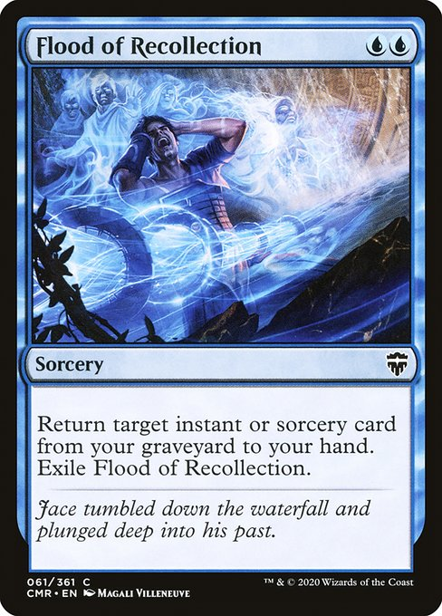 Flood of Recollection (CMR)
