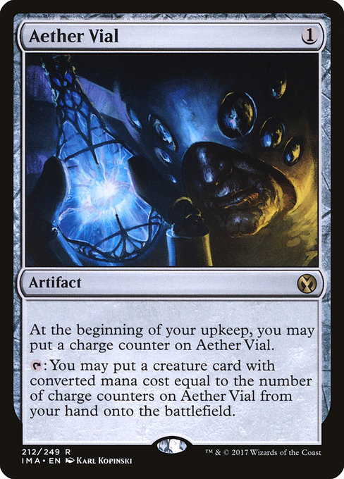 Aether Vial (IMA)