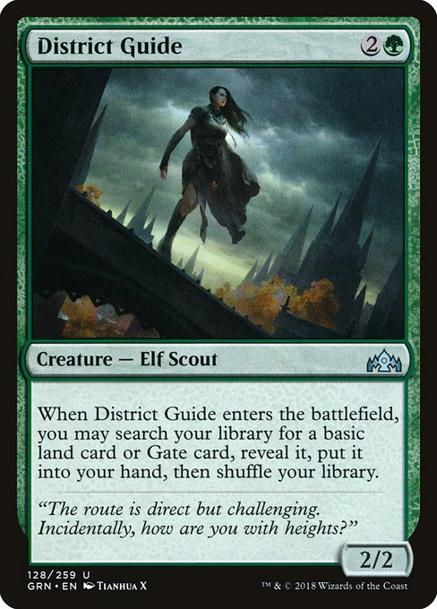 District Guide (GRN)