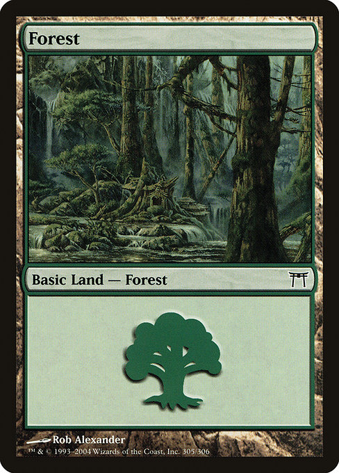 Forest (CHK)