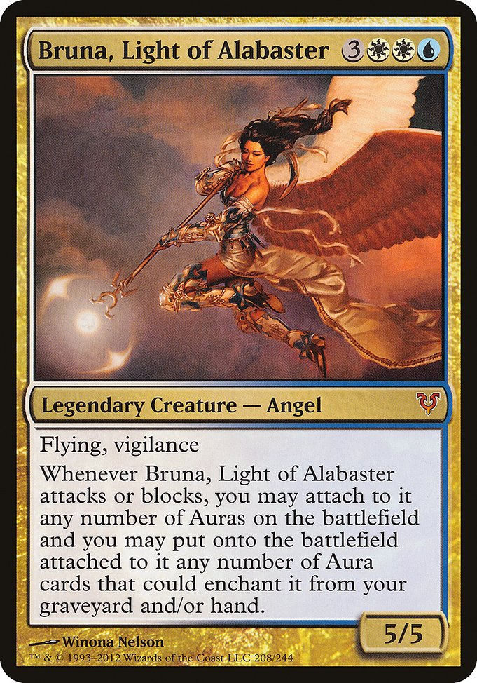Bruna, Light of Alabaster (PHEL)