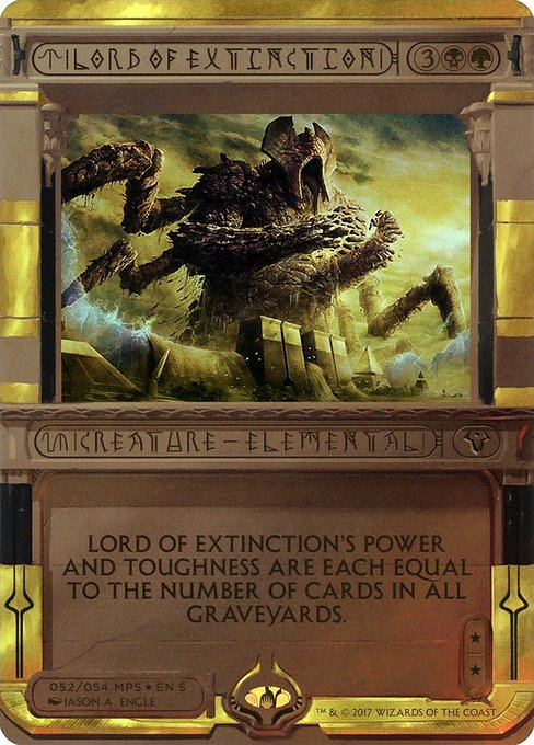 Lord of Extinction (MP2)