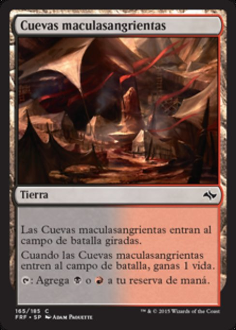 Bloodfell Caves (FRF)