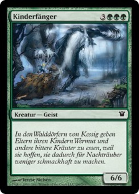 Kindercatch (ISD)