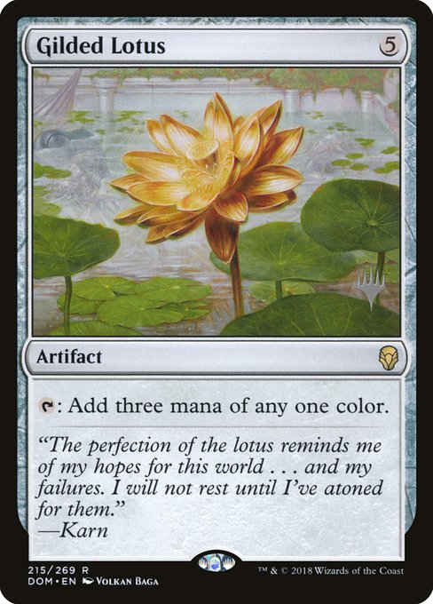 Gilded Lotus (PDOM)