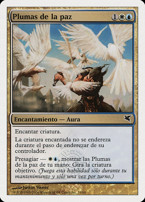 Plumes of Peace (PSAL)