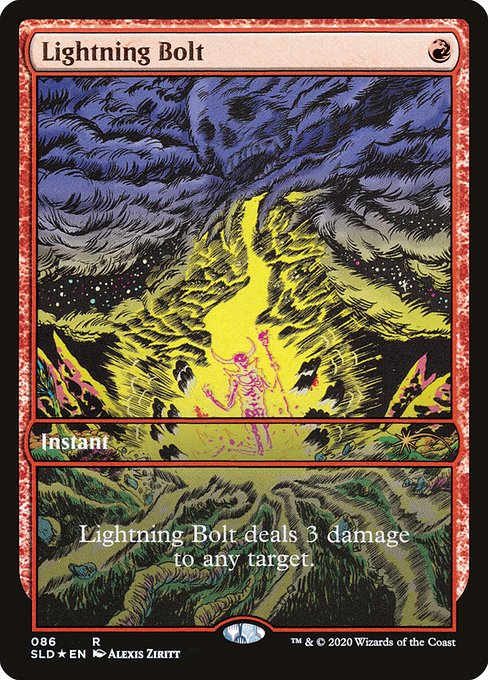 Lightning Bolt (SLD)