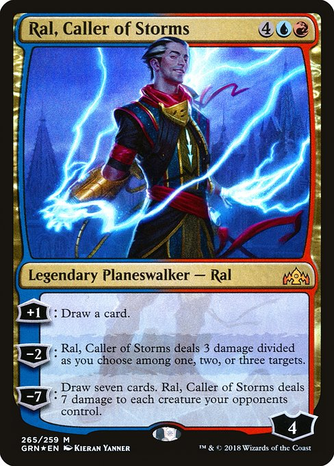 Ral, Caller of Storms (GRN)