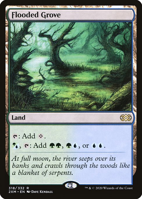 Flooded Grove (2XM)