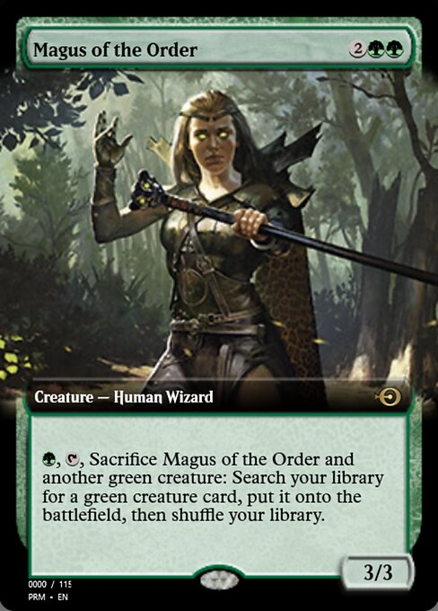 Magus of the Order (PRM)