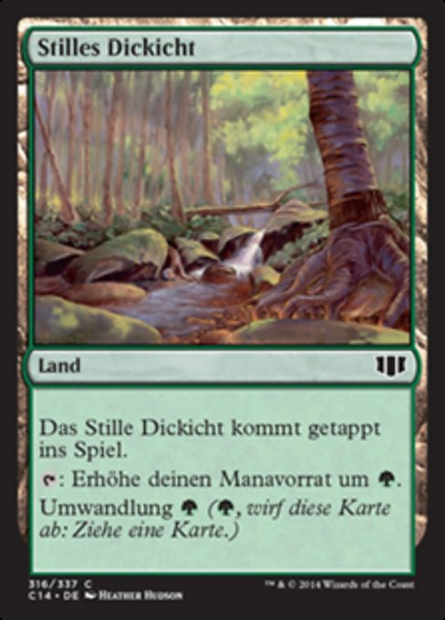 Tranquil Thicket (C14)