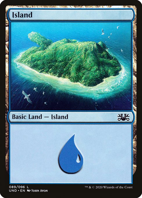 Island - Unsanctioned