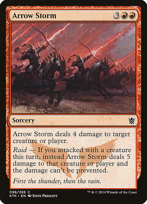 Arrow Storm Khans Of Tarkir Mtg Stand Sell Buy Or Trade Magic Cards For Free Buy the best and latest stand arrow on banggood.com offer the quality stand arrow on sale with worldwide free shipping. mtg stand