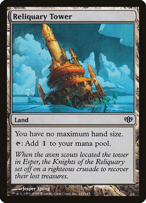 Reliquary Tower (CON)