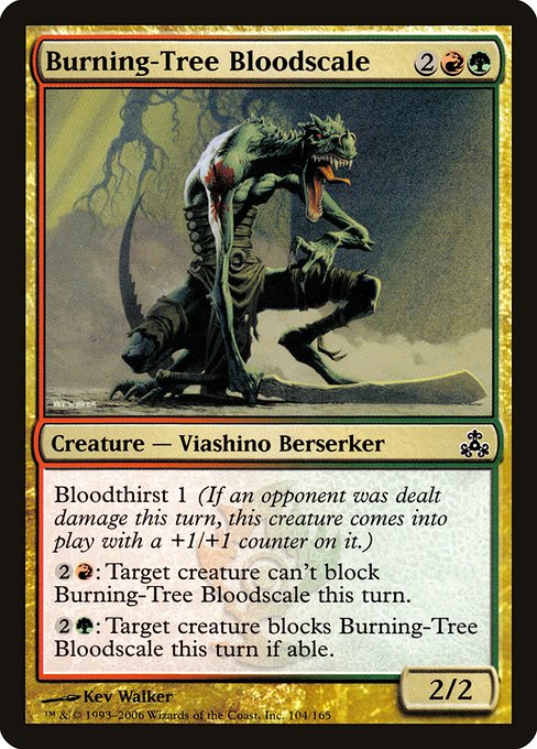 Burning-Tree Bloodscale (GPT)