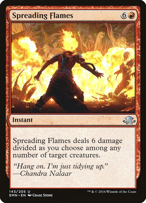Spreading Flames (EMN)