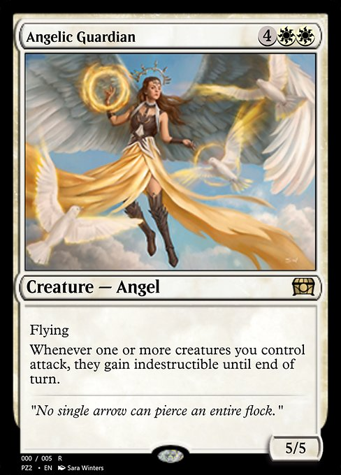 Angelic Guardian (PZ2)