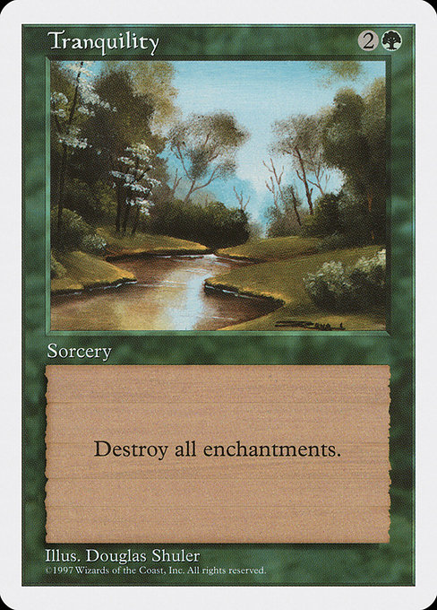 Tranquility (5ED)