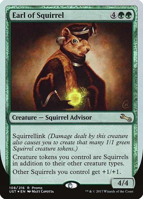 Earl of Squirrel (PUST)