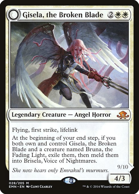 Gisela, the Broken Blade (EMN)