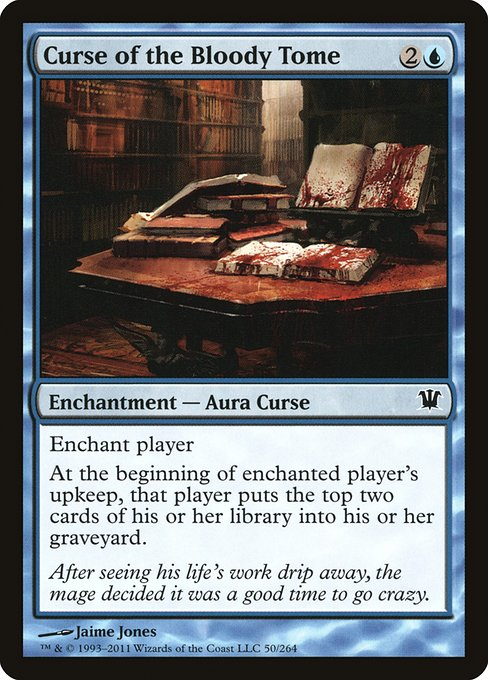 Curse of the Bloody Tome (ISD)