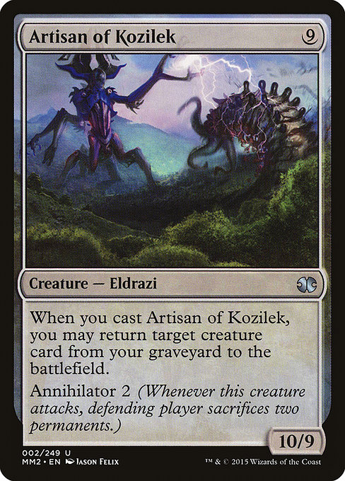 Artisan of Kozilek (MM2)