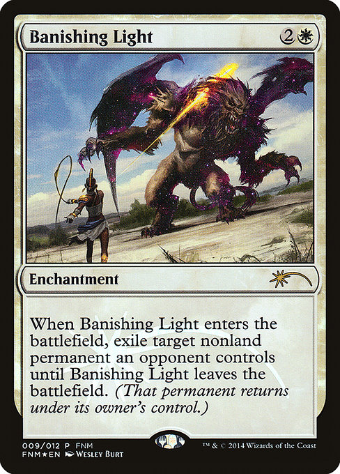 Banishing Light (F14)