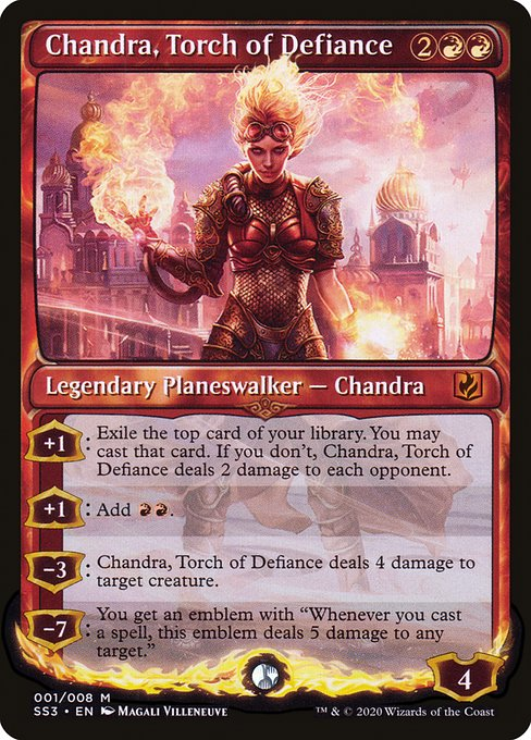 Chandra, Torch of Defiance (SS3)