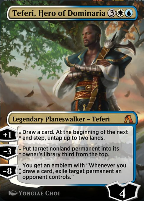 Teferi, Hero of Dominaria (PANA)