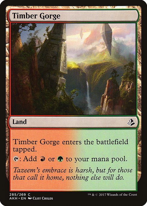 Timber Gorge (AKH)