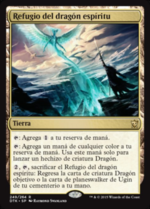 Haven of the Spirit Dragon (DTK)