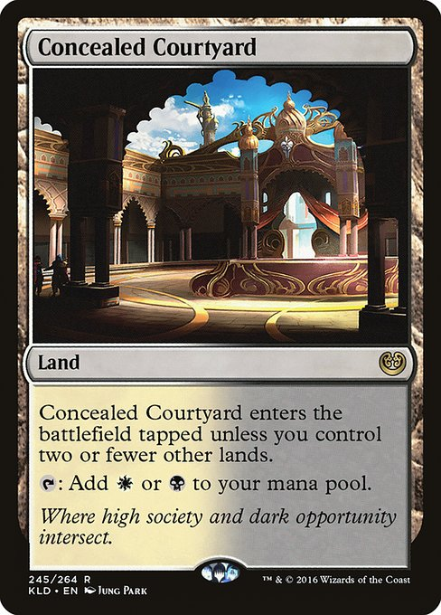 Concealed Courtyard (KLD)
